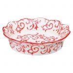 Heritage Individual Pie Dish Red