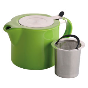 Infuse Teapot Green