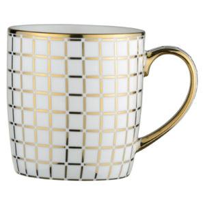 Lattice Mug Gold