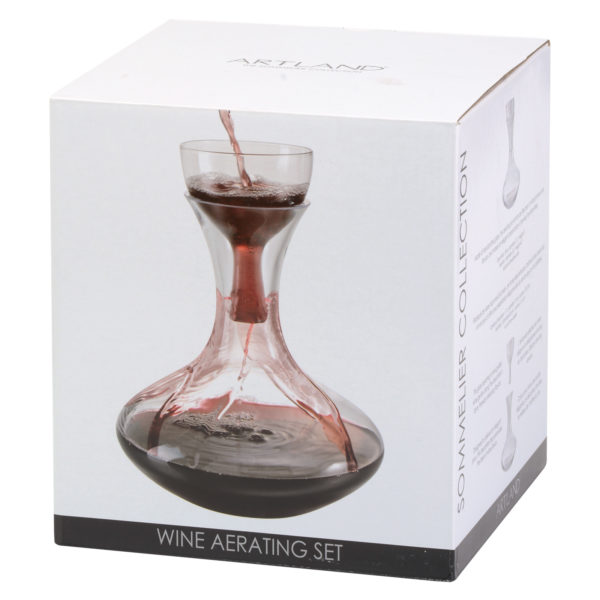 Sommelier Red Wine Carafe with Aerator