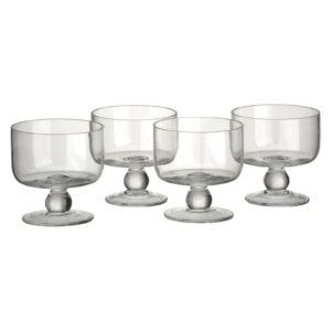 Set of 4 Simplicity Individual Trifle Bowls