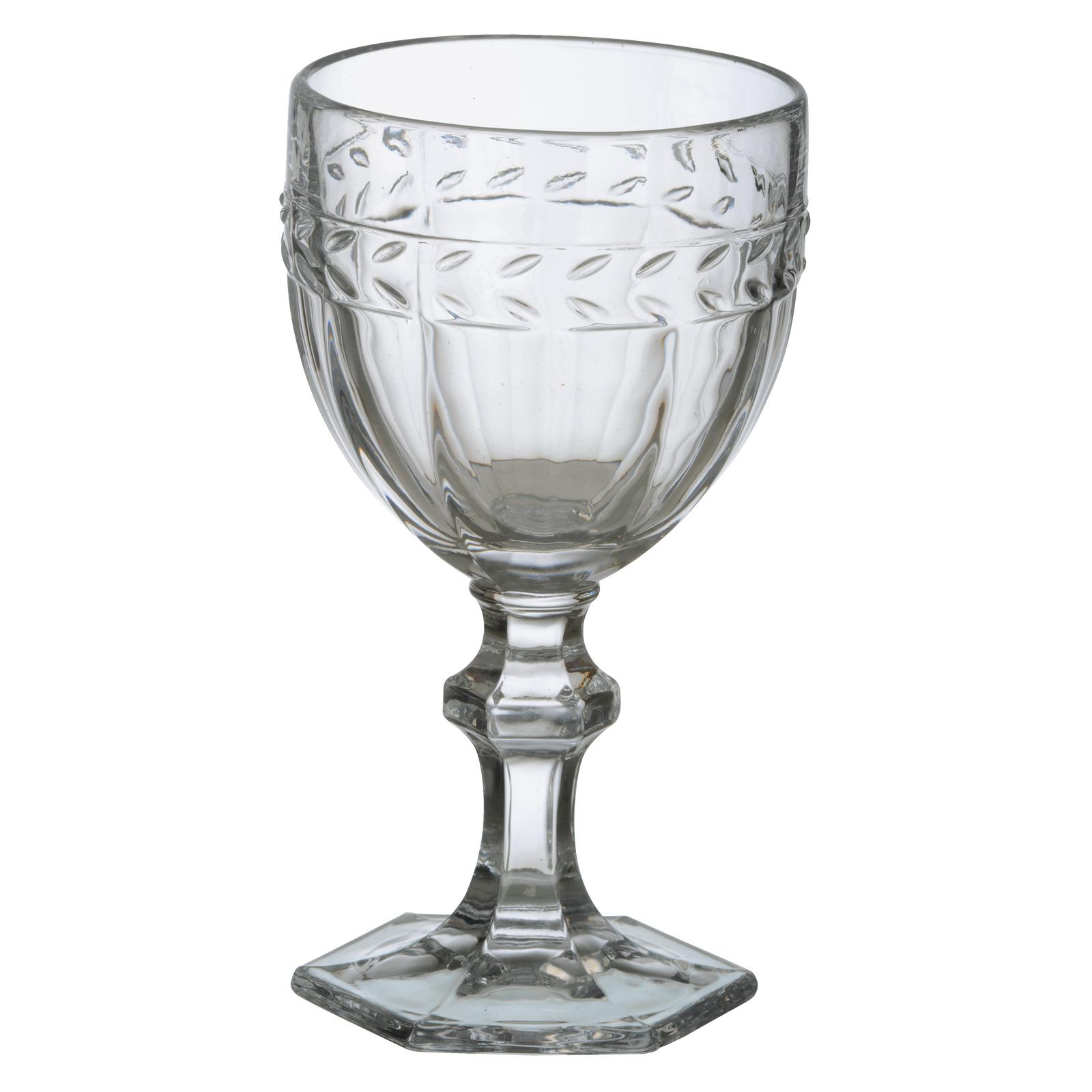Camargue Goblet Clear