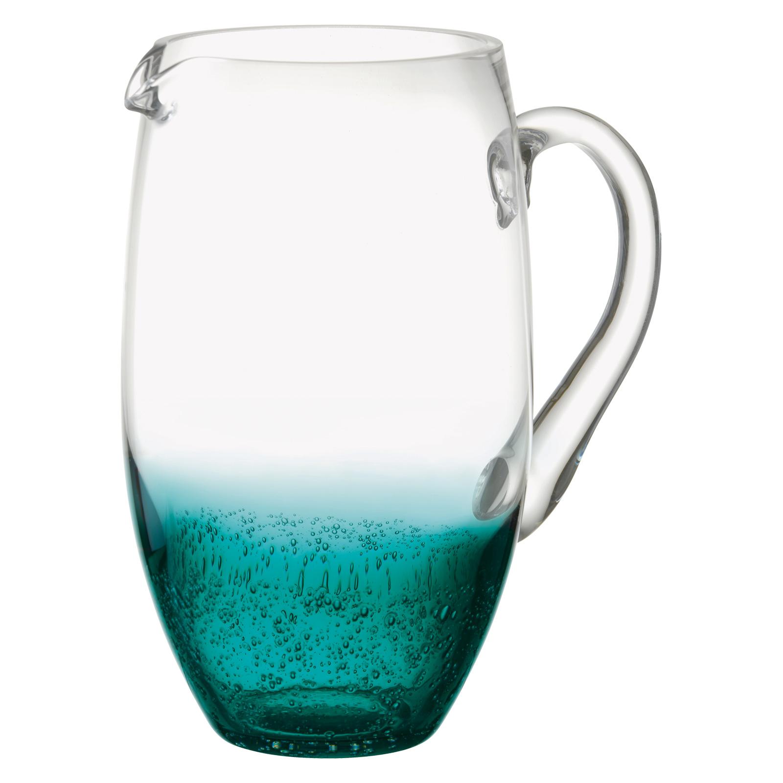Fizz Jug Blue