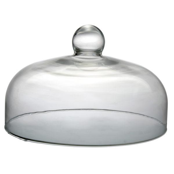 Round Glass Dome
