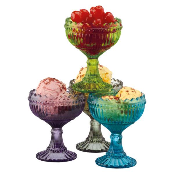 Loire Wine Glass Purple