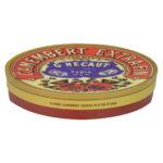 Classic Camembert Cheese Platter & Knife
