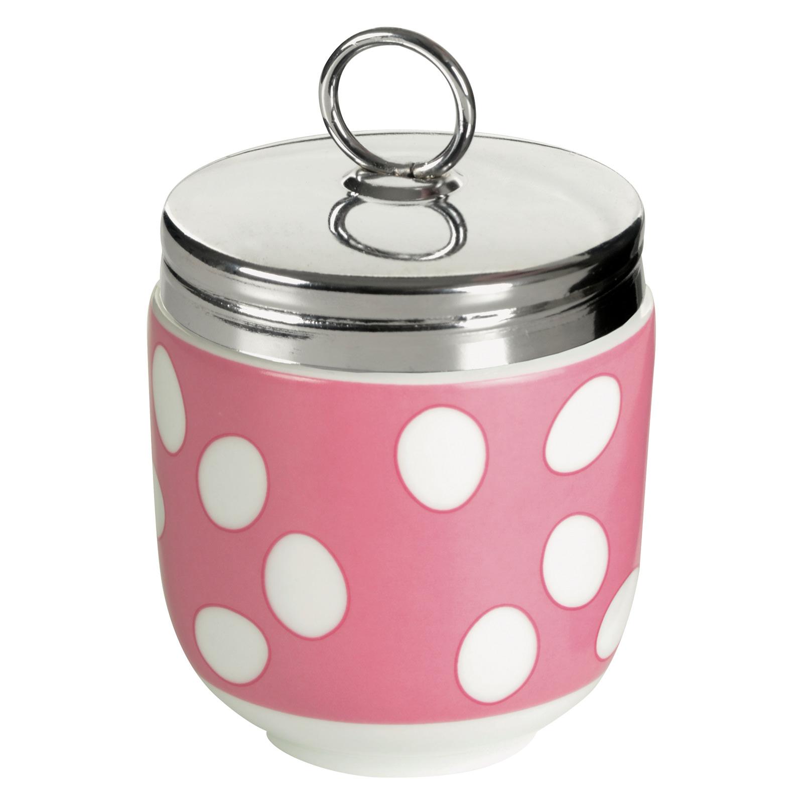 Egg Coddler Pink